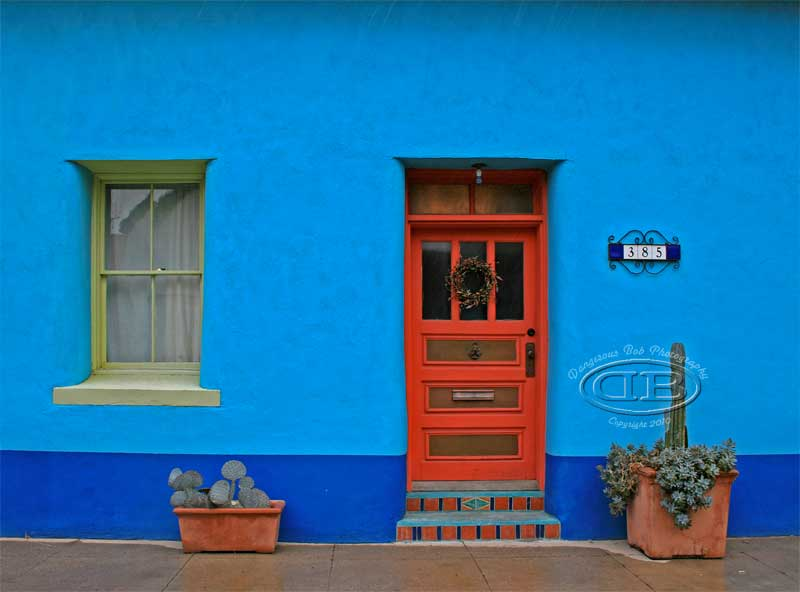 Tucson Doorway
